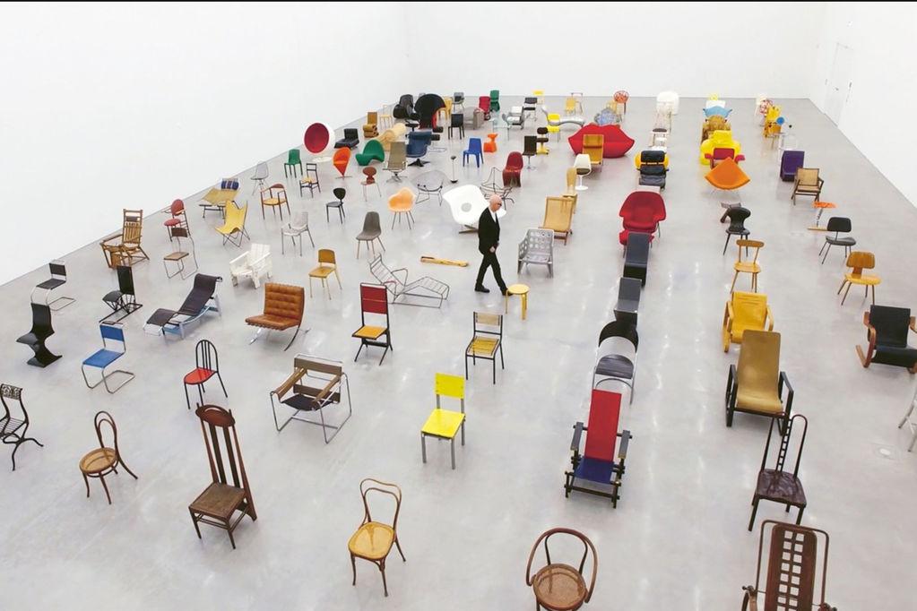 Chair Times, la silla como ese objeto del deseo…¡Y del diseño!