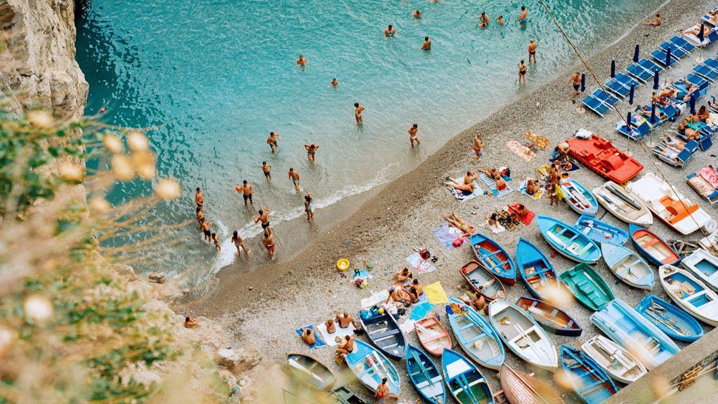 """El """"espíritu del verano"""" en Europa capturado en fotografías impresionantes"""