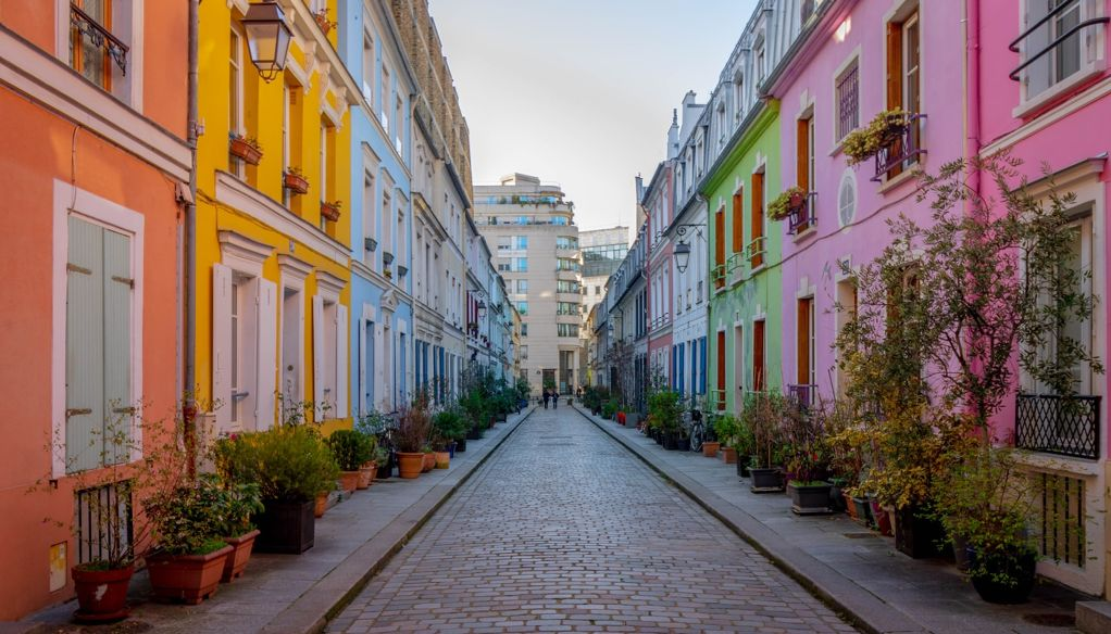 City walks, the trend of discovering cities without leaving home